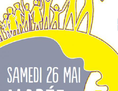 Marée populaire samedi 26 mai 2018 à Limoges